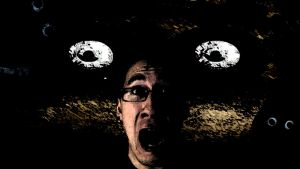 Markiplier At Five Nights At Freddy's by StoneHot316