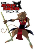Splinter by jamce
