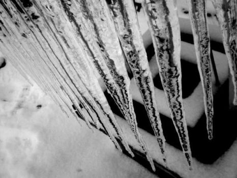 Icicles by ceciliaownsthesky