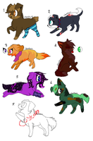 Bid to adopt Puppies by MoBAdopts
