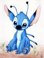 Stitch by Satyrtail