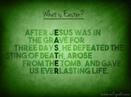 What is Easter? by kevron2001