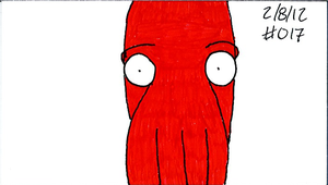 Zoidberg Challenge Day 17 by SickSean