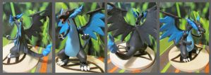 Mega Charizard-X by Zy0n7