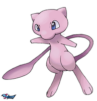Mew: Try 1 by Xous54
