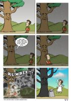 The Giving Tree by sidan