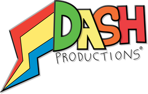 Dash Productions Logo by Fiftyniner