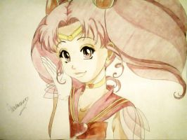 Sailor chibimoon (better quality) by makito1987