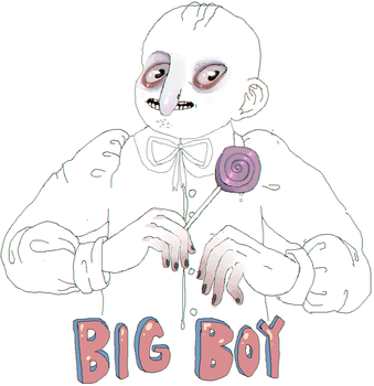 Bigboy by Nixiona