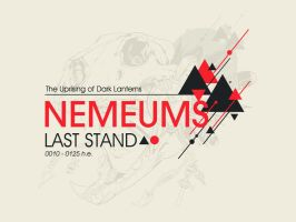 "Nemeums Last Stand ""Title art"" by jfe"