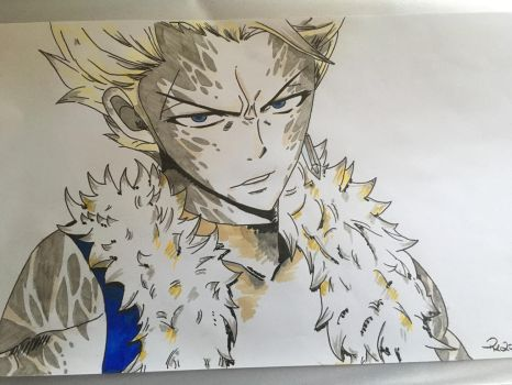 Sting by becky12r