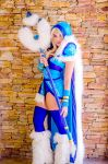 Crystal Maiden Cosplay  -  Dota 2 :: by Antihoney by bruhmegam