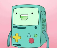 GIF - Dancing BMO by Crescent-S