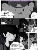 Marshall Lee's Diary Entry: Chapter 1 (Page 3) by RavenBlood1011