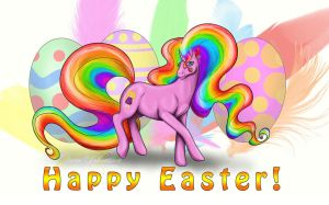 Happy Easter 2013! by SaraJArts