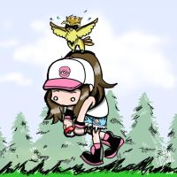 Pidgey Used Fly by iPsyduck
