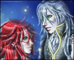Music of the Night (Couple Close Up) by fallnangeltears