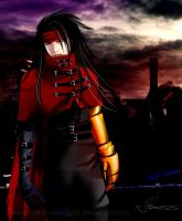 Vincent Valentine by lost-in-shangrila