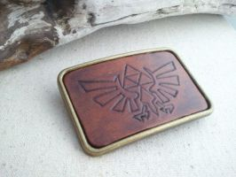 Zelda Belt buckle by Skinz-N-Hydez