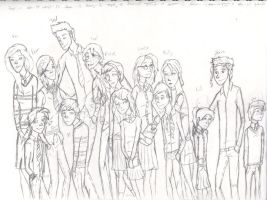 Harry Potter 2nd Gen WIP by dolphinesrock