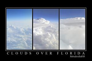 Clouds Over Florida by vacuumslayer