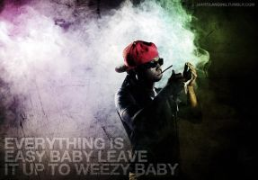 Its Weezy Baby by jamesy165