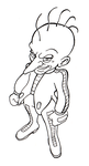 Snively Inks by bouncingdynamo
