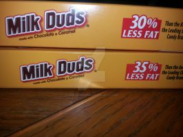 Milk duds lied XD by AnimeGamerNerd4Life