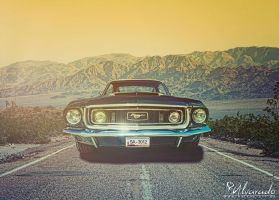 Ford Mustang by Salvas