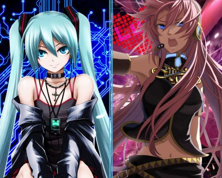 Vocaloid Battle 2 by Twisted-Vocaloid