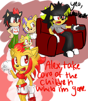 CE: Alex and Sandy by SonicStaryFan
