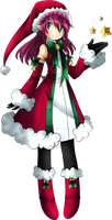 Elsword RPs - Holiday Event - Lilith by ChibiSalLina