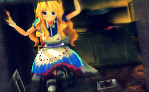 MMD: Contest Alice by 00psy