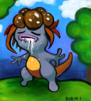 Charoom Pokemon Fusion by rubbe