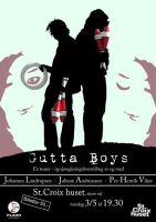 Gutta Boys-poster by Typaer