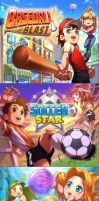 Title screen games by Brolo