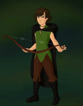 Hiccup1 by DaughterDragonLady
