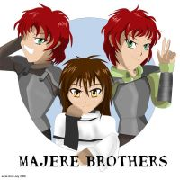 Majere Brothers by emeraldfire2065
