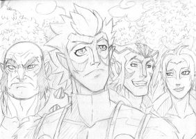 52:15 ThunderThunderThundercats! by CaptainUnobservant