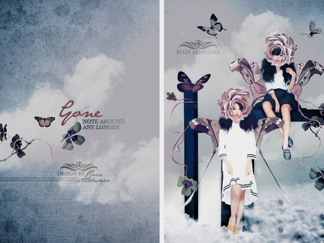 SISTAR19 - Gone Not Around Any Longer by RoOZze