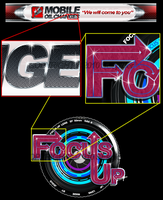 Mobile - Focus  Logo Samples by SEspider