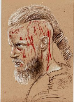 Ragnar Lothbrok by TeaForBlues