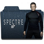 James Bond - Spectre Folder Icon by gterritory