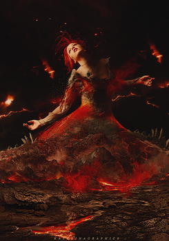 Manipulation with Ground Elements. by Katerinagraphics