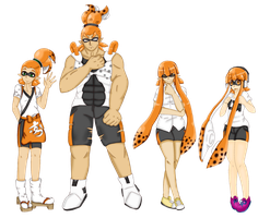 Orange Team Heights by Triforce-Falls