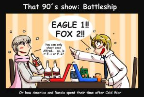 That 90s show - Battleship by fiori-party