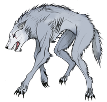 LOK Werewolf 3 by Arrancarfighter