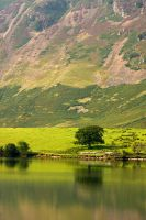 Crummock Water Colours by parallel-pam