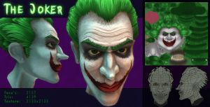 Joker sheet 1 by DigiAvalon