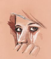 Crying Eyes by masloo